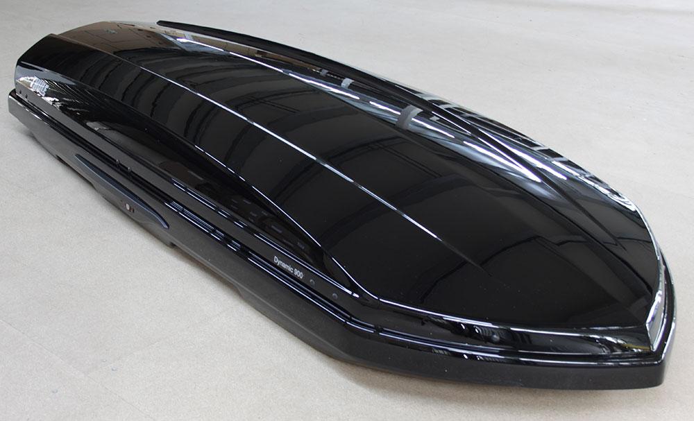 dachbox thule dynamic l 900 black schwarz 430 liter 75. Black Bedroom Furniture Sets. Home Design Ideas