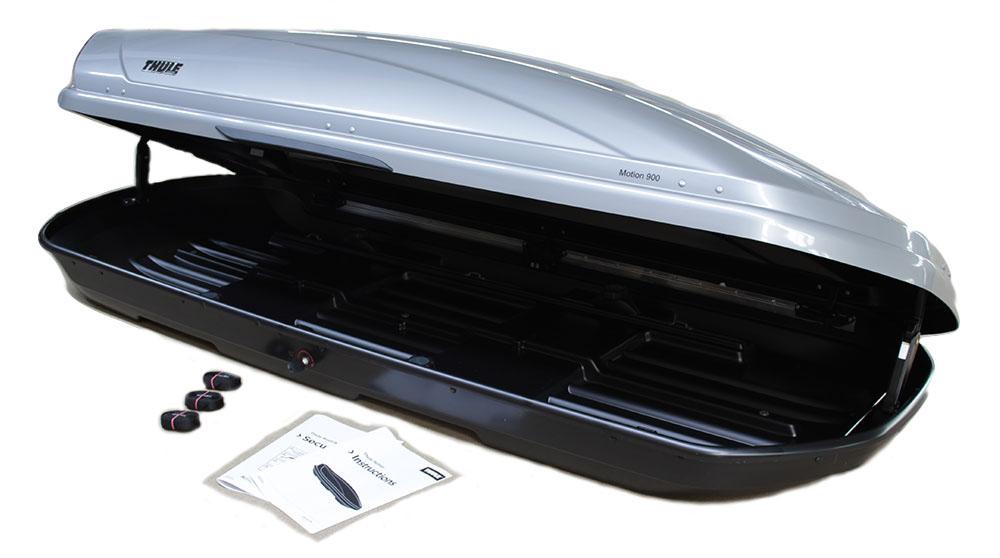 dachbox thule motion xxl 900 grau 630 liter 75 kg. Black Bedroom Furniture Sets. Home Design Ideas